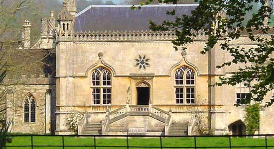 Lacock, Wiltshire filming location