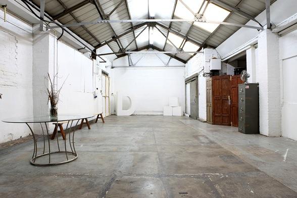 Lowrys Farm shoot AW 2011 catalogue at Clapton