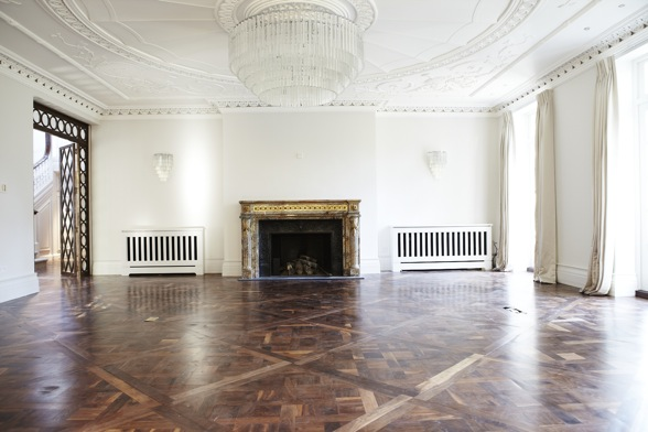 NEW location house…Swiss London