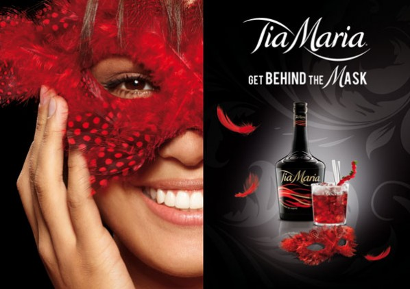TIA MARIA Shooting at our London Bar Location