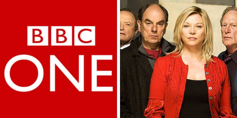 BBC One Film New Tricks at Bygone House