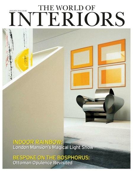 world of interiors photo shoot…