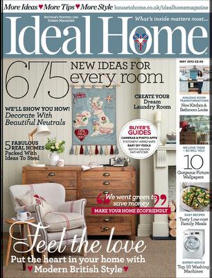 Ideal home Magazine photo shoot London studio…