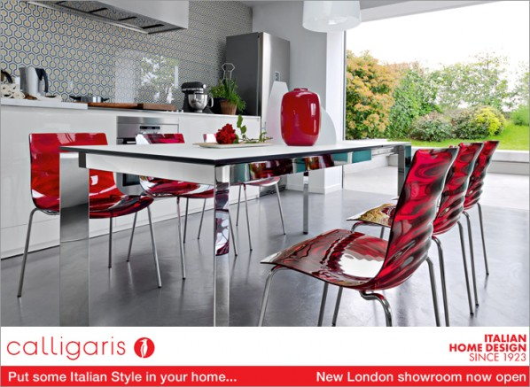 Calligaris photo shoot…Belgrave London