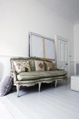 M&S Home photo shoot…Mapesbury London Location