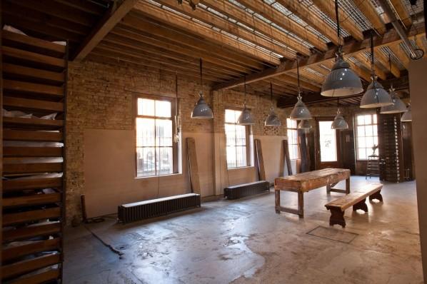 Shortlist Magazine Warehouse Apartment Photo Shoot