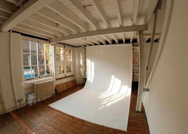 Toni&Guy studio filming location…Shoreditch
