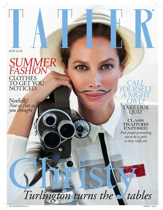 Tatler Magazine…