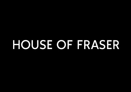House Of Fraser location shoot in London