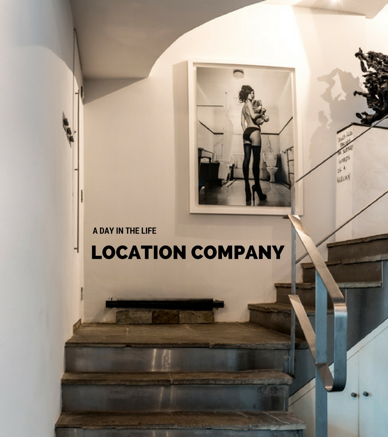 A day in the life of a location company agency
