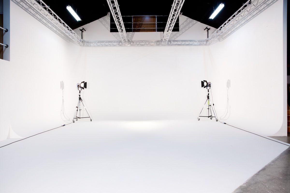 Background photography studio