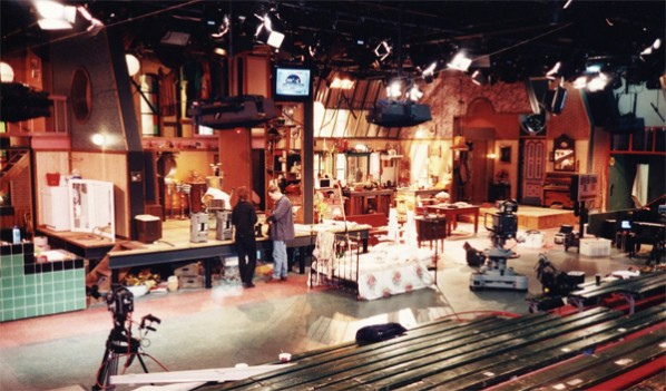 movie set design