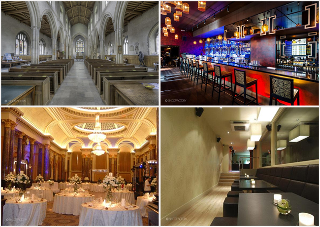 Choosing an Events Space