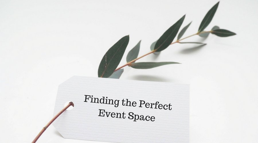 Five Tips for Choosing the Right Event Space