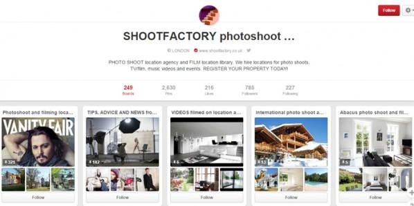 Using Pinterest for Photographers