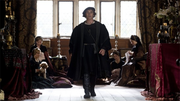 Behind the scenes with BBC Two's Wolf Hall