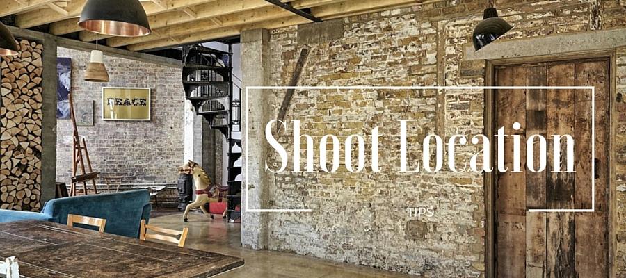 Shoot Location Tips