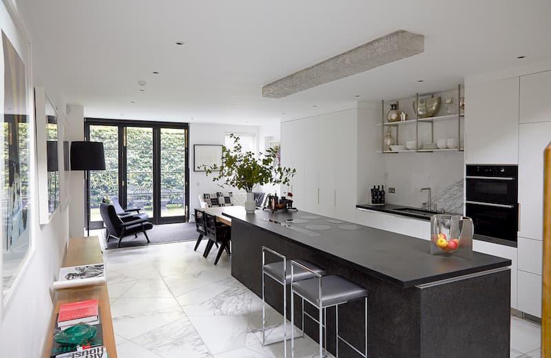 Notting-Hill-W11 Kitchen Shoot Location - Shootfactory