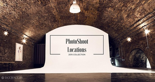 Top 10 Photo Shoot Locations for 2015