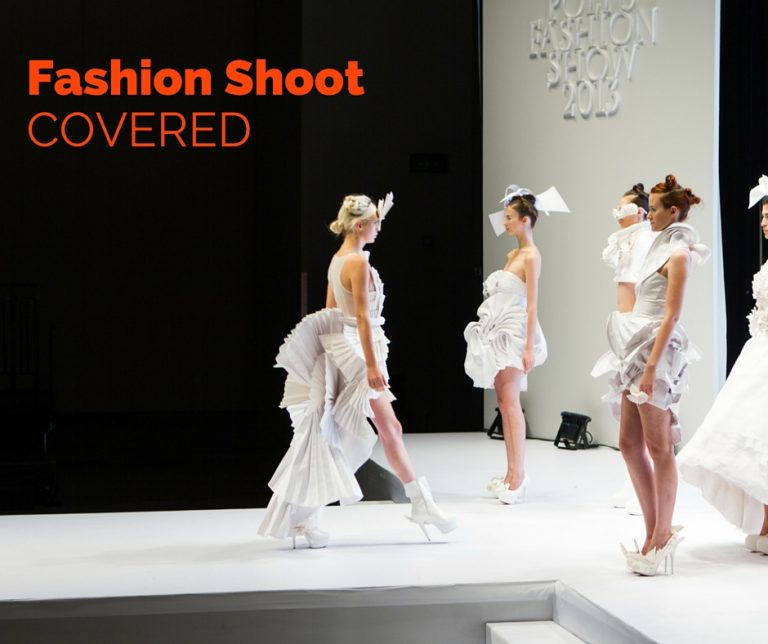 Need to Shoot a Fashion Show, We've Got You Covered