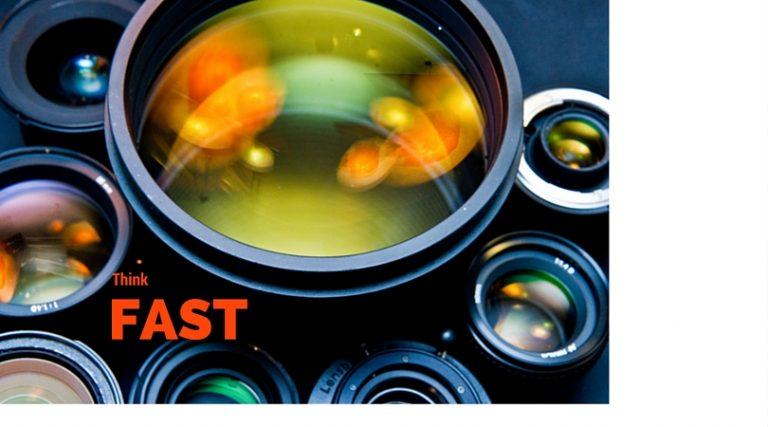 Think Fast Lens when Shooting Fashion