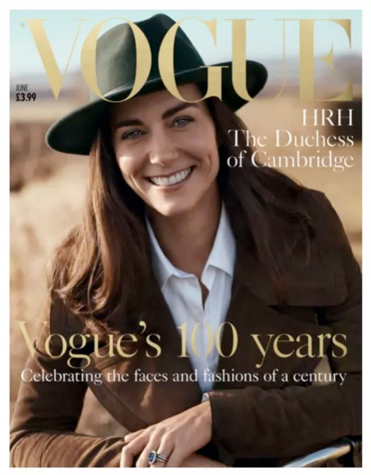 Kate's Vogue Photoshoot