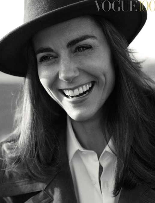 Vogue 100 Photoshoot