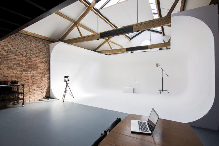 Cove, London, E5 - 180 Degree Cove Studio - SHOOTFACTORY