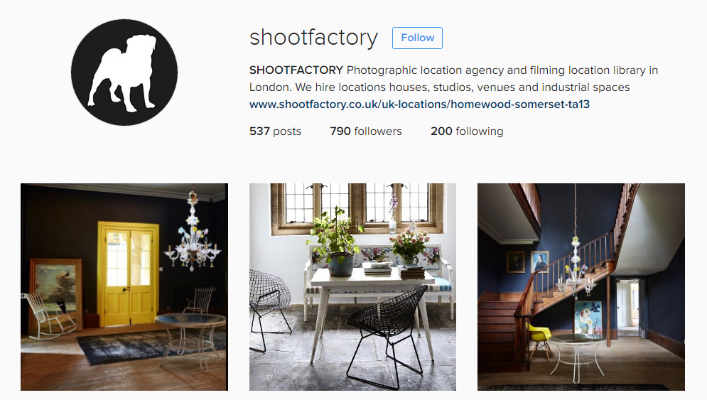 SHOOTFACTORY • Instagram perfect pictures