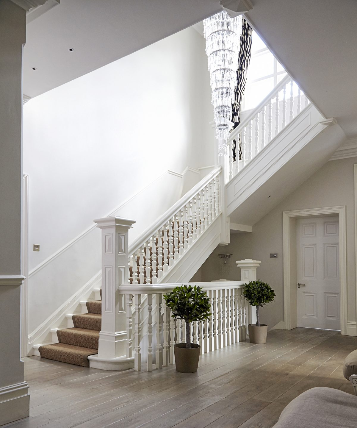 Wimbledon SW19 - atrium - london houses - shootfactory location