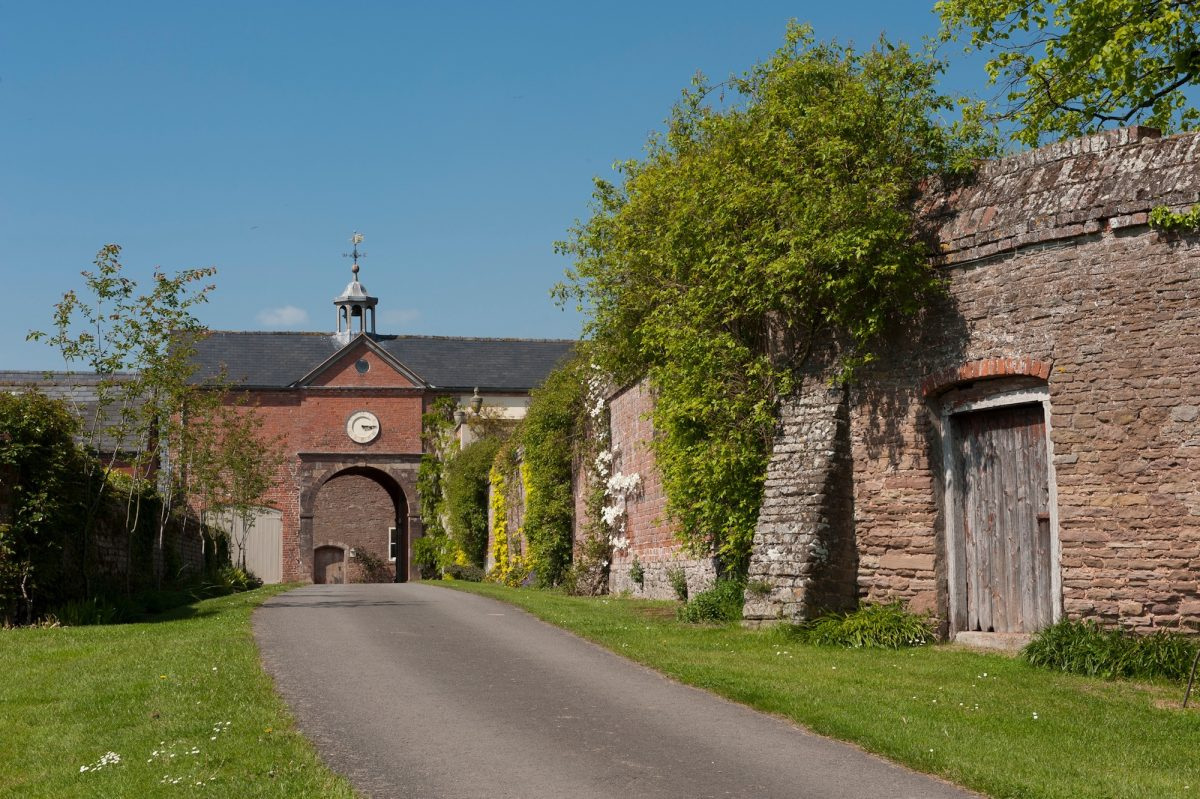 Hereford Manor Herefordshire Hr2 Country Estate