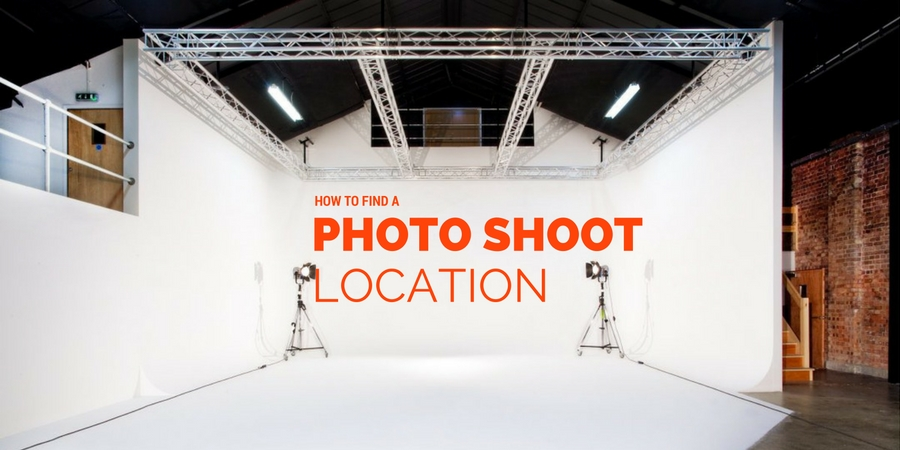 How to find locations for photoshoots