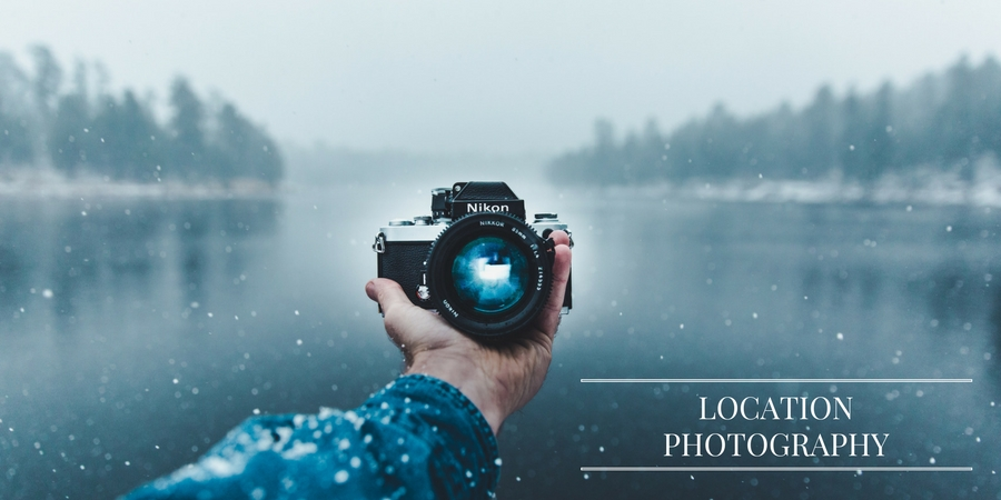 what is location photography?
