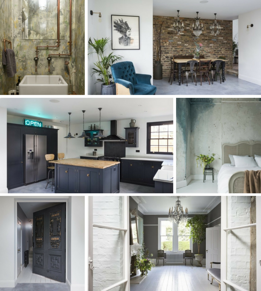 London Location House featured in Livingetc Magazine