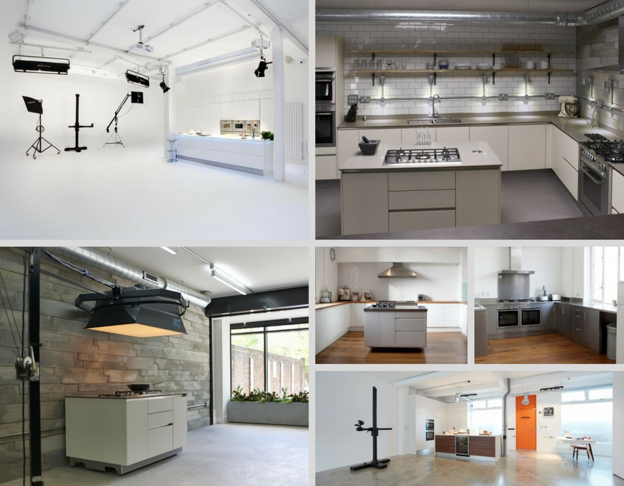 Kitchen Filming Locations Ideal for Food Shoots