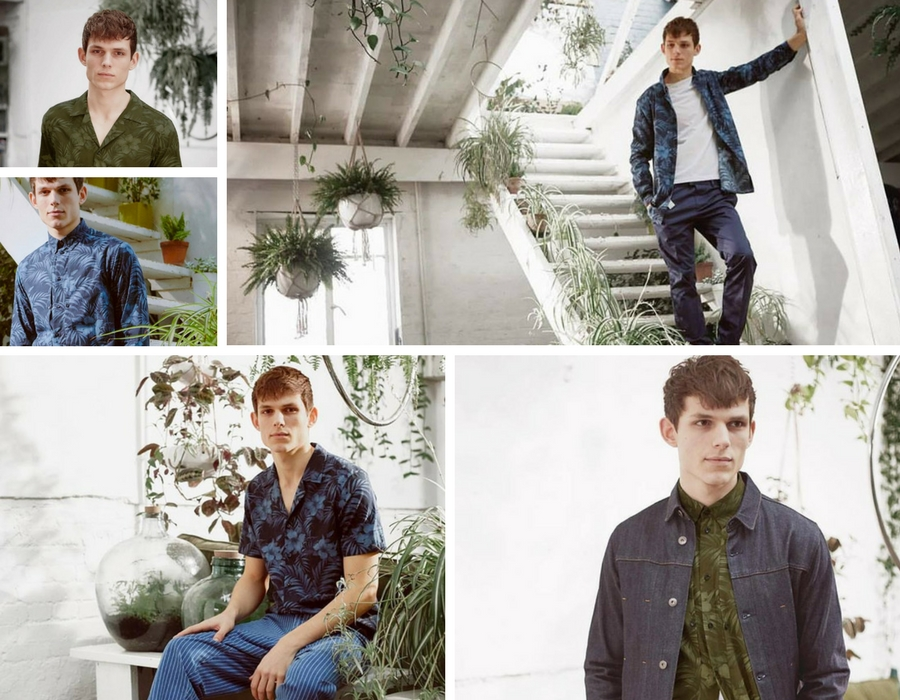 Fashion Shoot for Natural Selection menswear