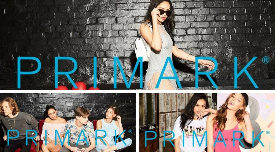 Fashion Photo Shoot for Primark