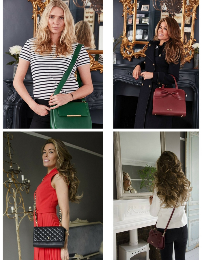 Stunning Handbag Shoot for Sienna Jones