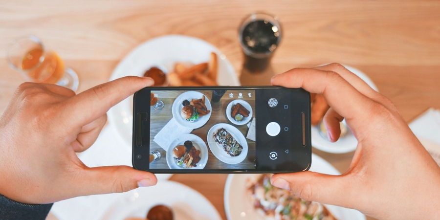 Instagram food photography tips