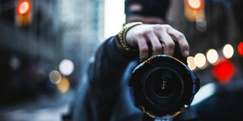Getting Started in Photojournalism