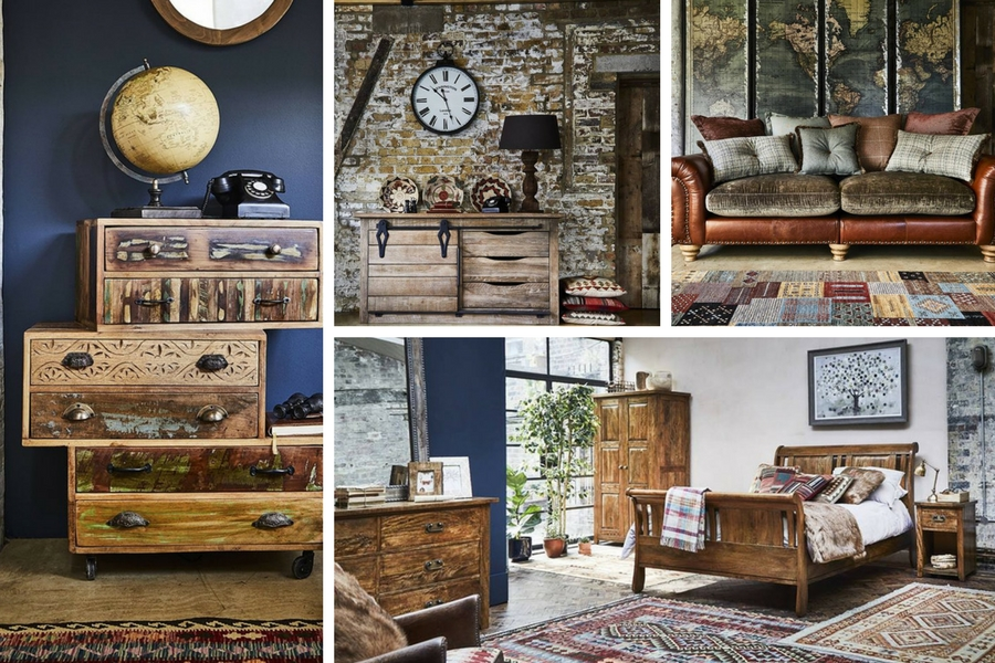 Furniture Photo Shoot with Barker & Stonehouse