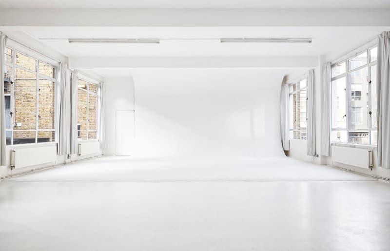 Haggerston Studio All White Photography Studio - Shootfactory