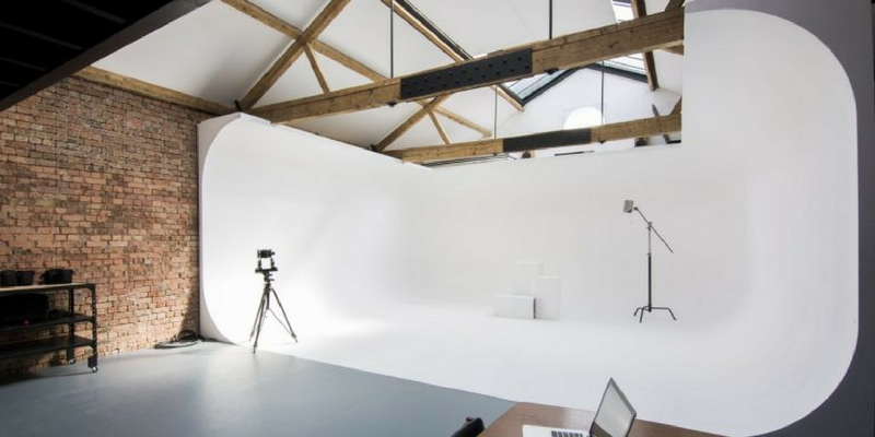 Product Photographic Studio Infinity cove - Shootfactory