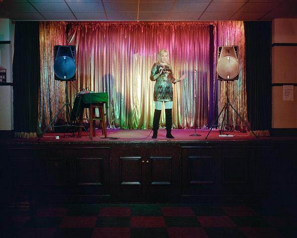 Jo Mansfield by David Severn