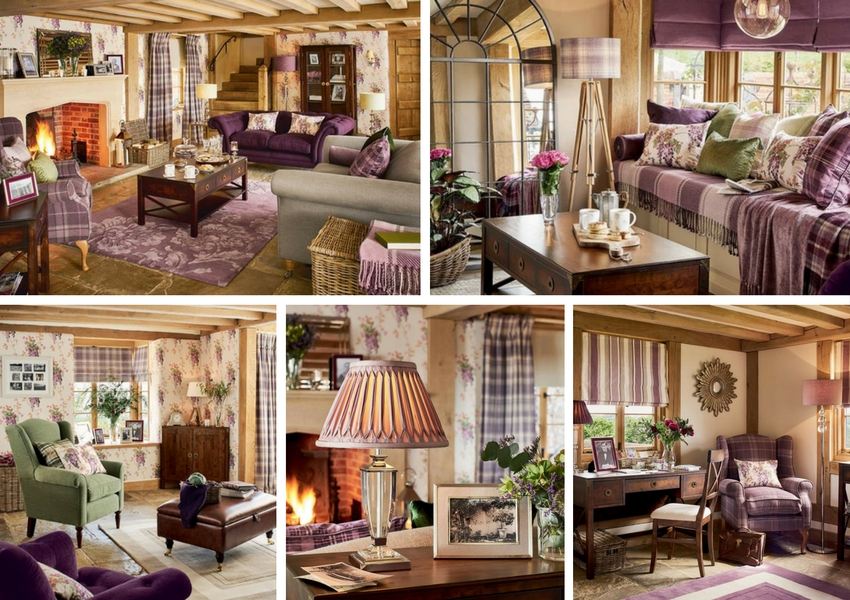 Laura Ashley Autumn Winter 2017 Location Shoot