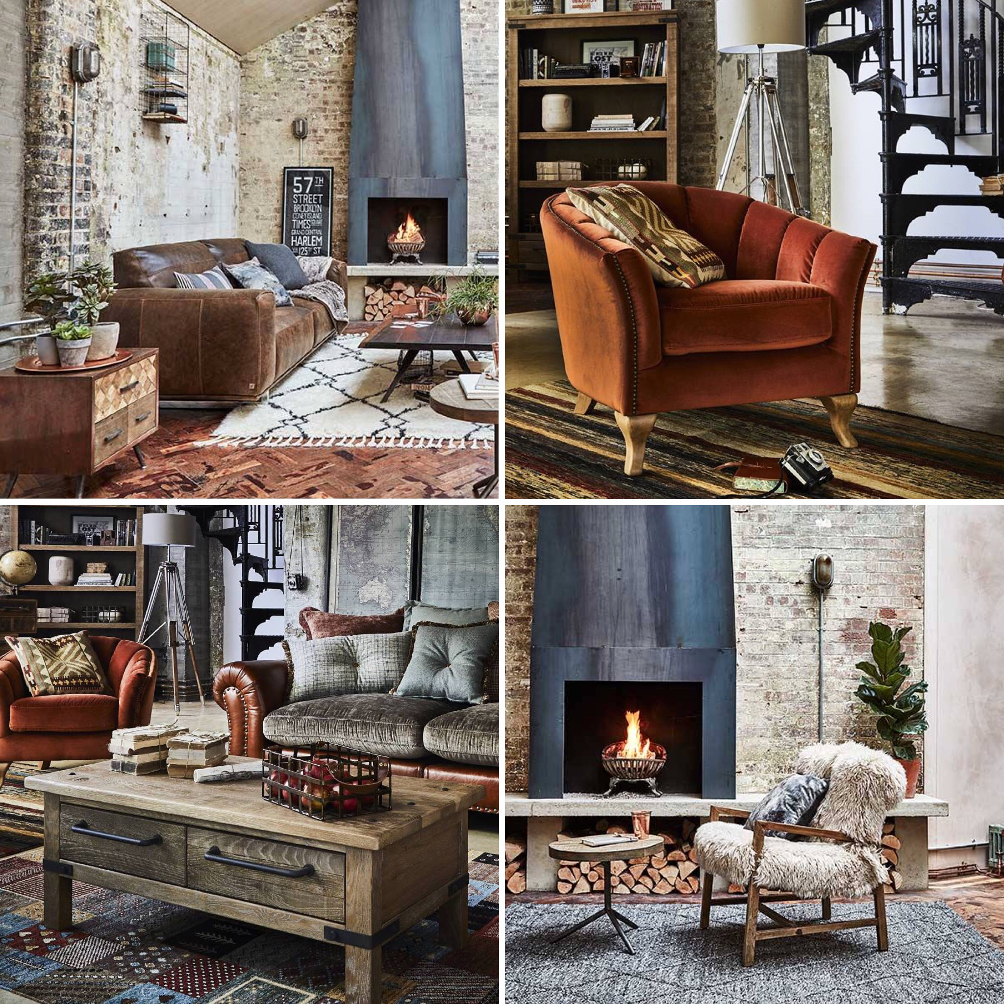 Barker and stonehouse interiors lifestyle shoot on for Home furniture london