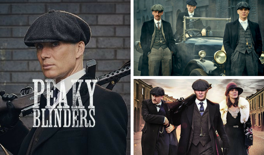 Film Locations Used in Peaky Blinders
