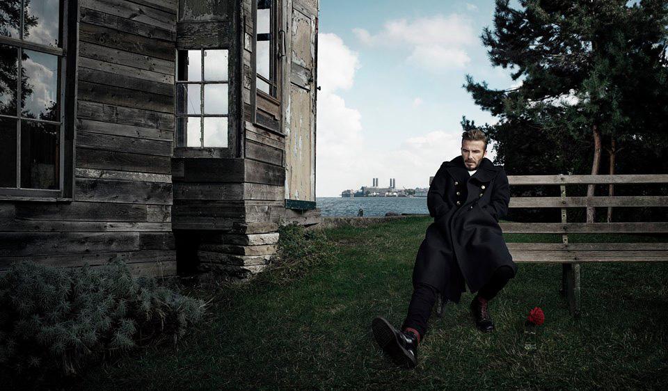 Top 5 London Shoot Location - Mastershipwrights David Beckham - SHOOTFACTORY