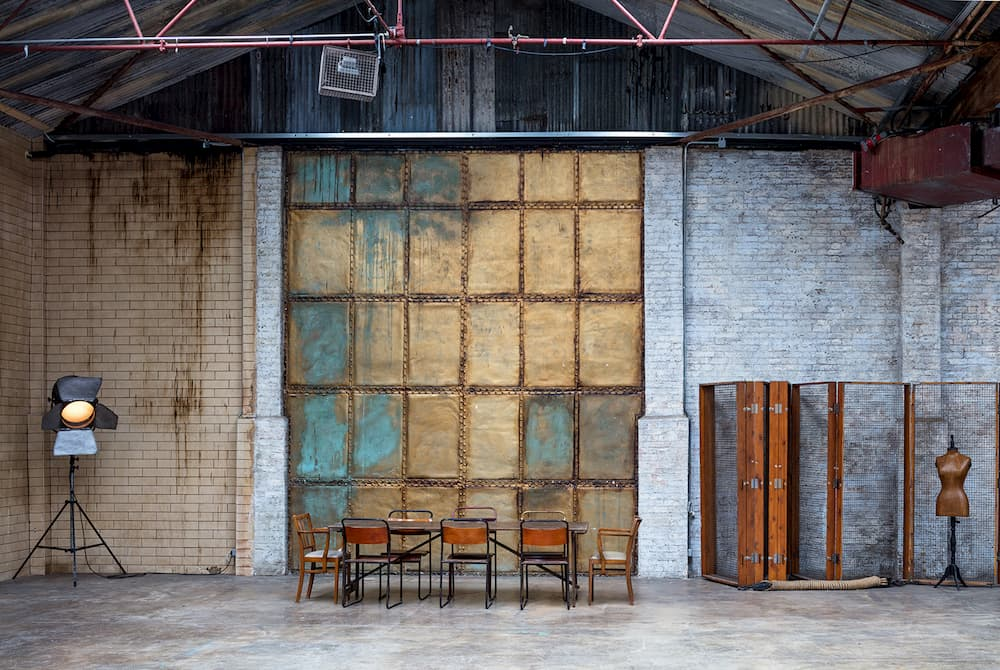 The Film Shed, London, E8 - Quirky, Industrial Location for Photo Shoots & Filming - SHOOTFACTORY