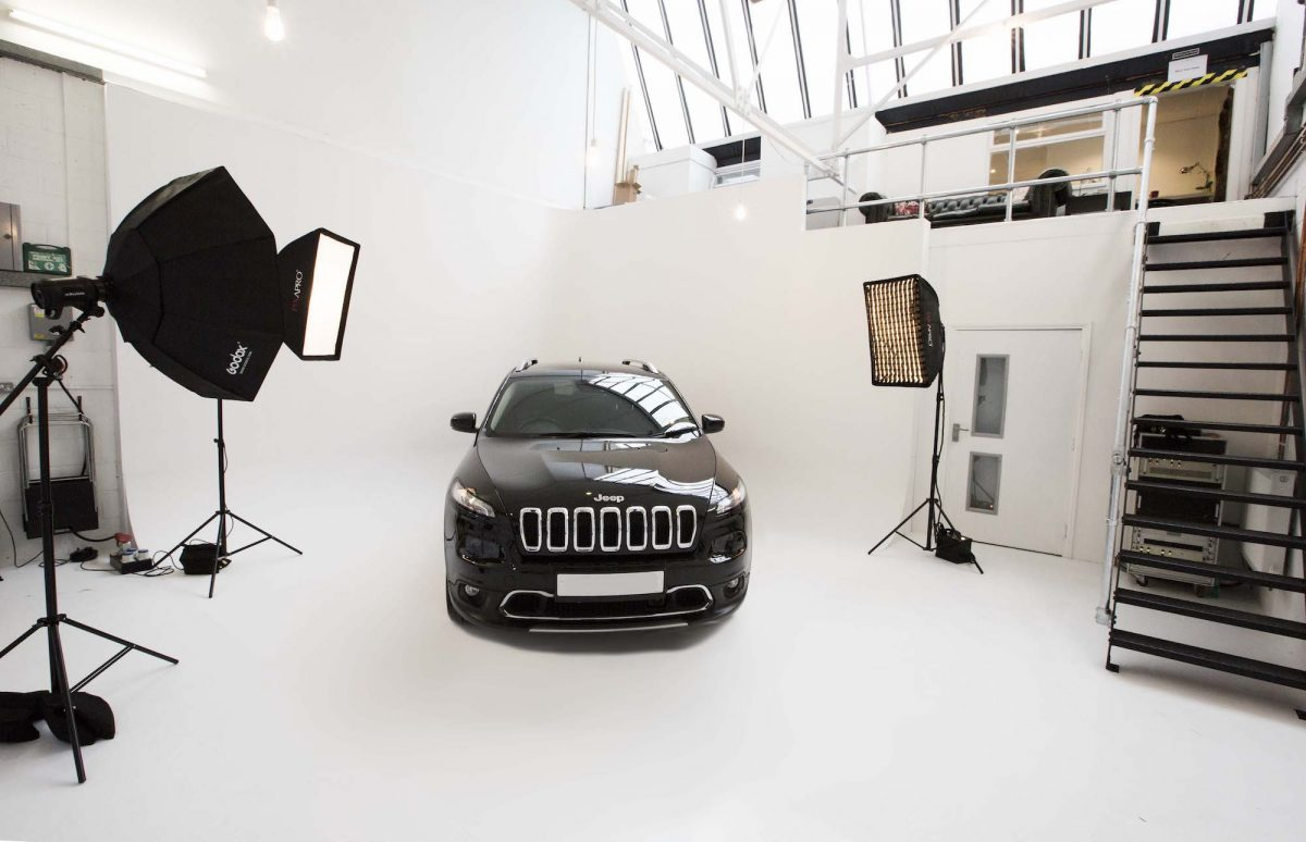 How a Photography Studio Works